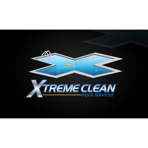 Xtreme Clean Pool Services Logo