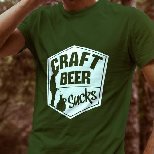 CraftBeerSucks.com Logo