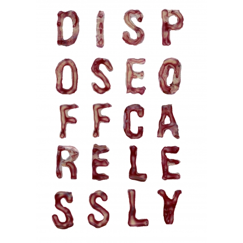 DISPOSED OFF CARELESSLY