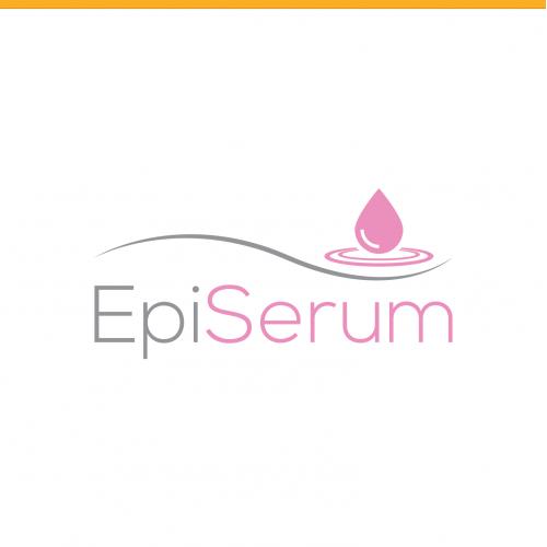 EpiSerum Logo Design