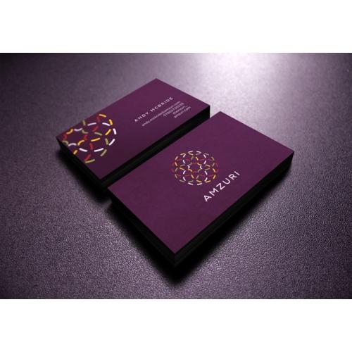 Amzuri Business Cards