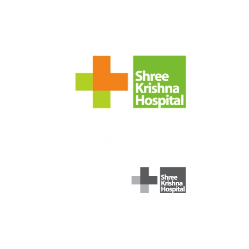 Shree Krishna Hospital Logo Design