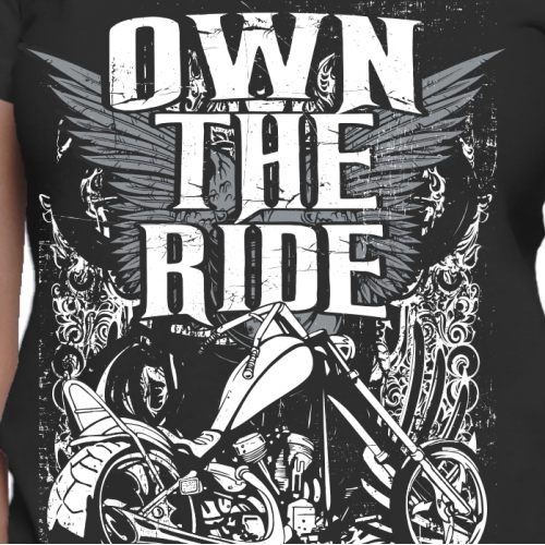 Own the ride